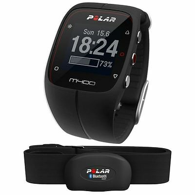 Polar M400 GPS Sport Watch with H7 HRM Heart Rate Monitor