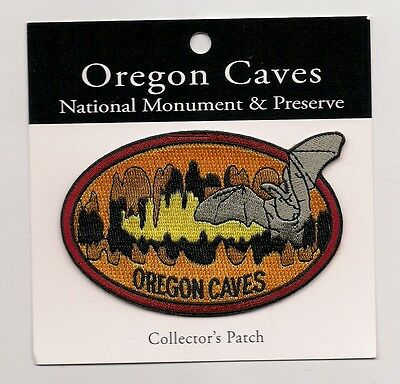 Souvenir Patch -  Oregon Caves National Monument & Preserve
