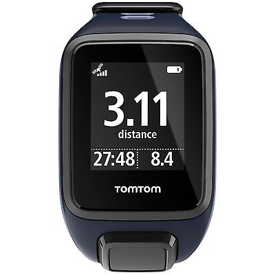 TomTom Runner 2 Cardio Music Small Heart Rate Monitor GPS Multisport Watch