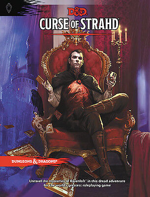 Dungeons and Dragons RPG: Curse of Strahd WOC B65170000