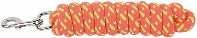 Harry's Horse Neon Mounty Lead rope - orange Harry's Horse