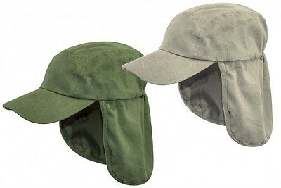 Legionnaires Cap - Special Forces Baseball Style Sun Hat 100% Cotton Military