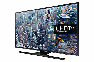 Samsung UE48JU6400 Smart 4K Ultra HD 48 Inch LED TV with WiFi and Freeview HD