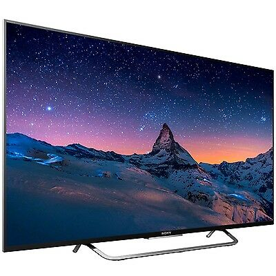 """Sony KD43X8305CBU 43"""" Youview Smart TV With WiFi Built In Ultra HD 4k LED TV"""