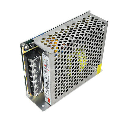 New DC 12V 8.5A Universal Regulated Switching Power Supply for LED Strip CCTV UK