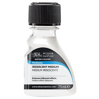 W&N Watercolour : MEDIUM 75ml - IRIDESCENT MEDIUM