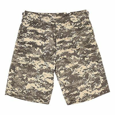 US BDU Bermuda Shorts operation-camo