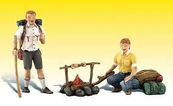 Woodland Scenics G Scale Camp Couple | Bn | 2567