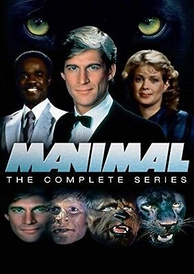 Manimal: The Complete Series - 3 DISC SET (2015, DVD New)
