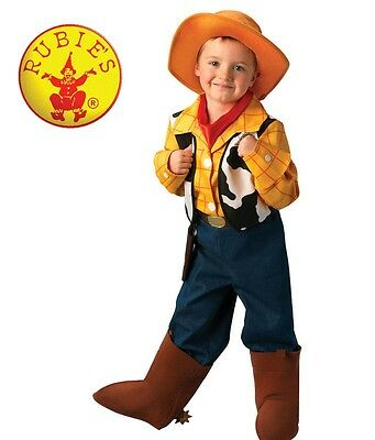 Toy Story Woody Platinum dressing up kids outfit costume Disney Age 5 - 6 Medium