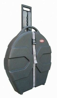 SKB CV24W Roto-X Rolling Cymbal Vault Rolling Hard Case with Wheels