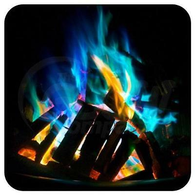 Mystical Fire GH-M100 Campfire Fireplace Colorant Coloured Flames Log Fire