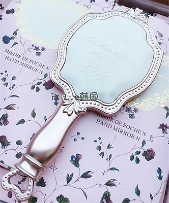 Ladure Macaron Hand Mirror For Girl's Gift