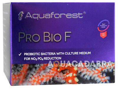 Aquaforest Pro Bio F No3 And Po4 Reduction Probotic Treatment Aquarium Fish Tank