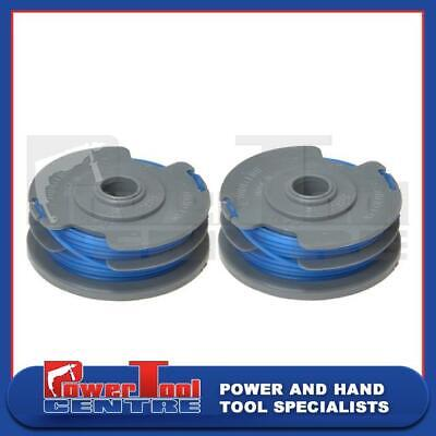 2x Brand New Qualcast Quality Spool and Line Fits GT2541 Strimmer Trimmer