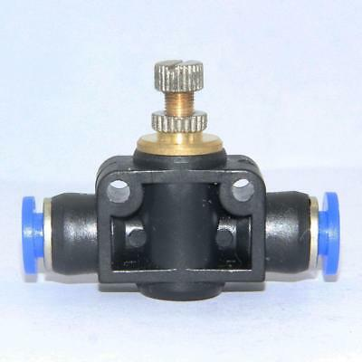 Various Pneumatic Push In Fittings Air Water Hose Tube Connector Speed Joiner