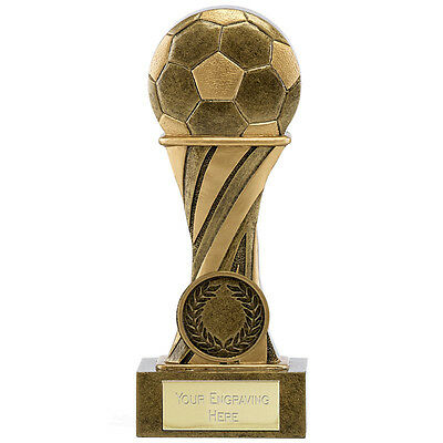 Football Trophies Trophy Resin Soccer Award 3 Sizes Available Engraved Free