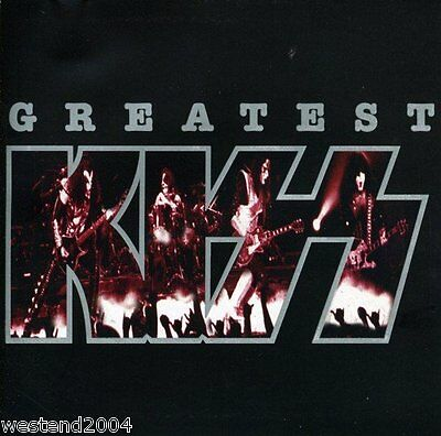 Kiss - Greatest Hits - CD NEW & SEALED Very Best Of ( Gene Simmons) Bonus Tracks