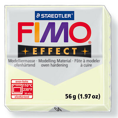 Staedtler Fimo Effect 57g Nightglow