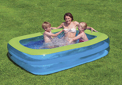 Happy People 77785 Family Pool / Planschbecken / Pool 200 x 150 x 50 cm NEU OVP