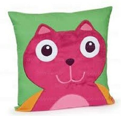 New Oops Pillow Happy Cushion Super Soft Cuddly Jerry The Cat