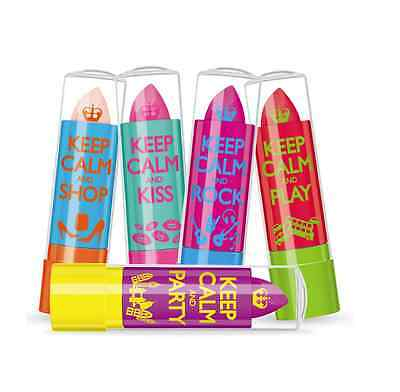 RIMMEL KEEP CALM AND LIP BALM choose your colour