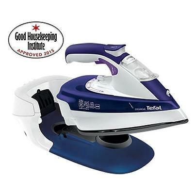 Tefal FV9965 2600 Watts Cordless Steam Iron Ultraglide Diffusion Soleplate - New