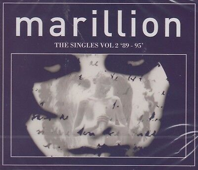 Marillion / The Singles, Volume 2:'89-'95 - Best of-Hits (4-CD-Box-Set,NEU!OVP)