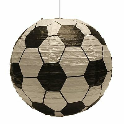 Football Paper Shade Kids Bedroom Light Shade Football Fan Gift Free P+P