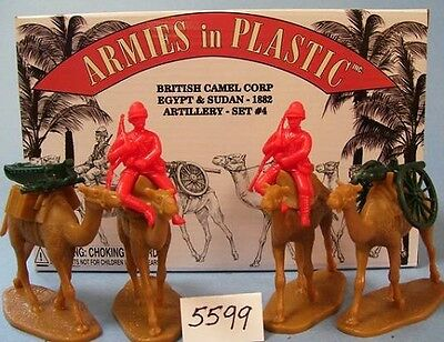 1//32 Armies in Plastic 5665 Egypt /& Sudan Wars British Army /& Dervishes.