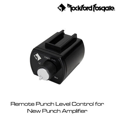 Rockford Fosgate PLC2 - Remote Punch Level Control for New Punch Amplifier