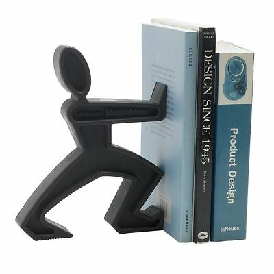 Black + Blum Buchstütze James the Bookend Schwarz