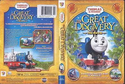 dvd thomas friends the great discovery the movie 4 77 picclick