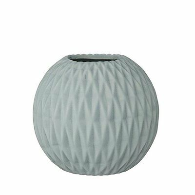 Bloomingville Vase Fluted Chubby