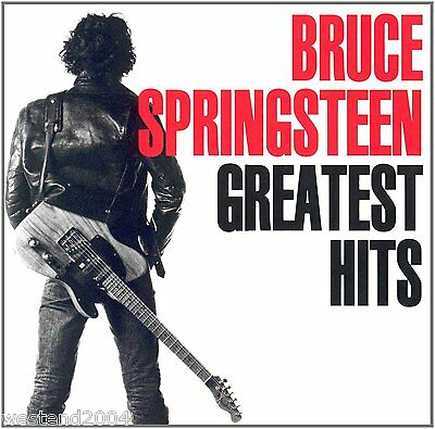 Bruce Springsteen - Greatest Hits CD - NEW & SEALED  Very Best Of Collection