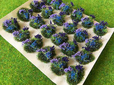 Serious-Play Mini Tuft Dioramas - Scenery Model Railway Warhammer Static Grass C