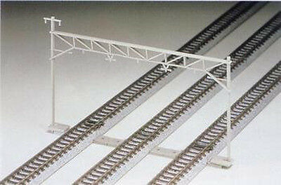 TOMIX N Scale : 3005 Overhead Mast for Triple Tracks (Modern-Type/Set of 3)
