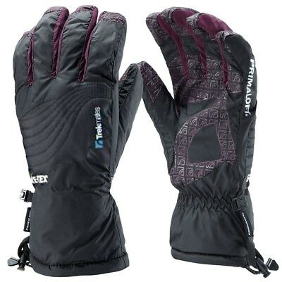 Trekmates Harrison Glove Women XS - high-quality Gore-Tex finger gloves for wome
