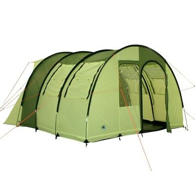 10T Carlile - free-standing bus/van awning with sewn in ground sheet, 2 person s
