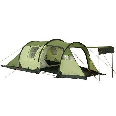 10T Felton 2 - Functional 2-person apsis tunnel tent, vestibule with sun roof, W