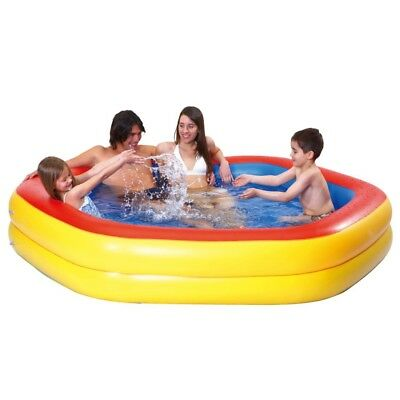 Jilong Giant Hexagon Pool - hexagonal children´s pool, suitable from 6 years, 23