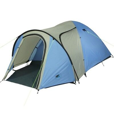 10T Jumbuck 3 - 3 person dome tent with vestibule, 2 entrances, 5000mm