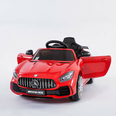 Mercedes Benz Licensed Kids Electric Ride On Car With Remote Control ML350 red