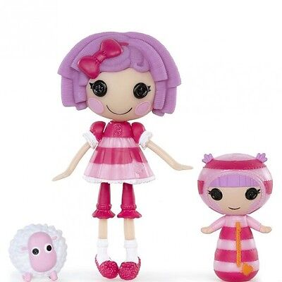 Mini Lalaloopsy - Pillow Featherbed & Blanket Featherbed - Mini Doll 7,5cm