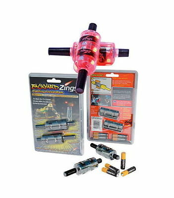 Backyard ZING Flashing Cricket Bails - Batteries Included