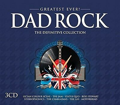 Various Artists - Greatest Ever Dad Rock / Various [New CD] UK - Import