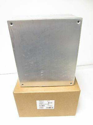 New Hoffman LSC353020SS Stainless Steel Enclosure 350mm x 300mm x 200mm Depth