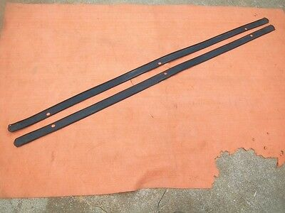 NOS MoPar 1966 67 68 69 70 Belvedere Satellite Coronet Wagon Roof Rack Rubber