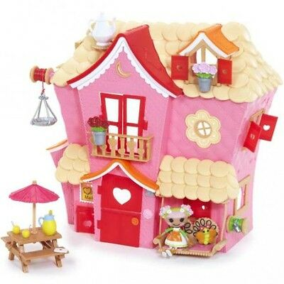 Lalaloopsy ™ - Mundo Mini Sew Sweet House Playhouse With Exclusive Character