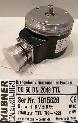 Hübner Berlin  OG 60 DN 2048 TTL -unused-